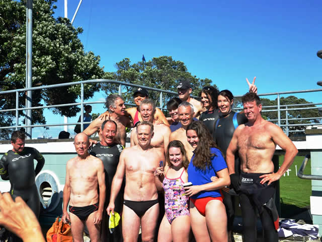 devonport swimmers